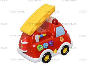 Машина «Пожарная команда», 9163, игрушки