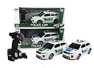 Машина полицейская на радиоуправлении «По следу» 2 цвета, 838-888999, отзывы