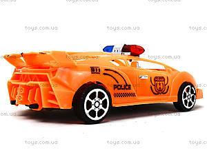Детская полицейская машинка, 0306-2A, купить