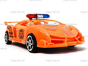 Детская полицейская машинка, 0306-2A, фото