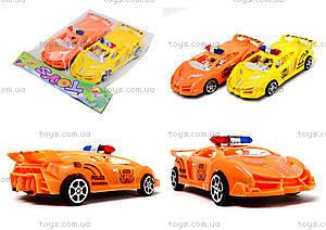 Детская полицейская машинка, 0306-2A