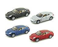 Машина Porsche Panamera S, KT5347W, интернет магазин22 игрушки Украина