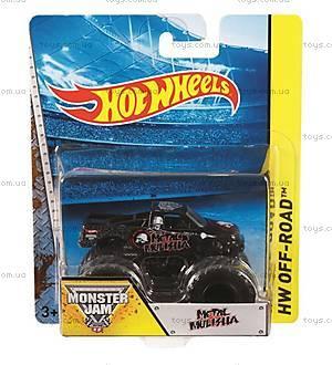 Машина-внедорожник Hot Wheels серии Monster Jam, BHP37, фото