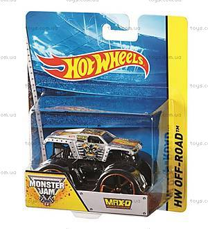 Машина-внедорожник Hot Wheels серии Monster Jam, BHP37, цена