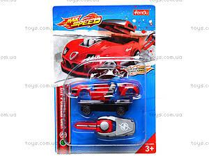 Разборная машинка Max Speed, 8809