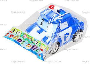 Игрушечная машинка «Робокар Поли», XZ-200A, детские игрушки