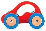 Машина «Роли-Поли» красная Lucy&Leo, LL106, оптом