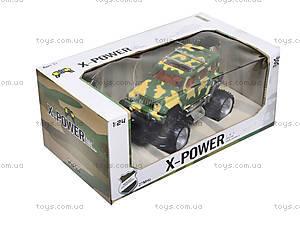 Джип на радиоуправлении X-Power, 2012-1С2С3С5С6С, toys.com.ua