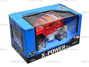 Игрушечный джип на радиоуправлении X-Power, 2012-4A1A, фото