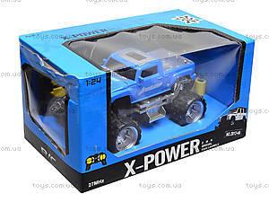 Игрушечный джип на радиоуправлении X-Power, 2012-4A1A, toys.com.ua