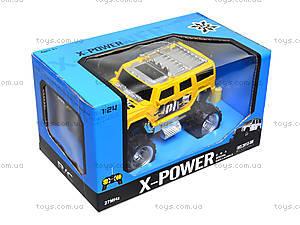 Машина на радиоуправлении X-Power, 2012-5В1В, отзывы