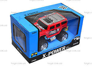 Машина на радиоуправлении X-Power, 2012-5В1В, toys