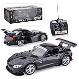Машина РУ BMW Z4 (черная), 866-1412В, купить