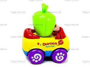 Игрушечная машина с фруктами, 171-1, купить