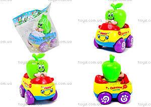 Игрушечная машина с фруктами, 171-1