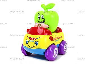 Игрушечная машина с фруктами, 171-1, отзывы