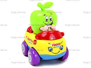 Игрушечная машина с фруктами, 171-1, игрушки