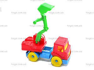 Детская игровая машина с ковшом, , купить