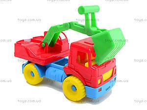 Детская игровая машина с ковшом, , фото