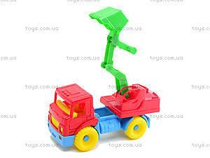 Детская игровая машина с ковшом, , игрушки