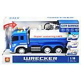 Машина с водяной помпой синий, WY331A/WY331B