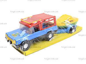 Автомобиль «Сафари» с прицепом, 39006, купить