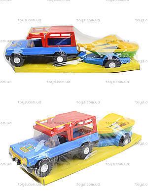 Автомобиль «Сафари» с прицепом, 39006