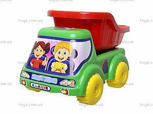 Детская машина-самосвал №1, 3681, фото
