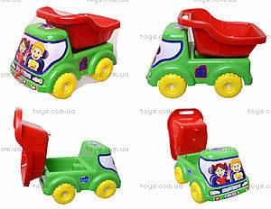 Детская машина-самосвал №1, 3681
