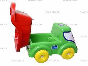 Детская машина-самосвал №1, 3681, игрушки
