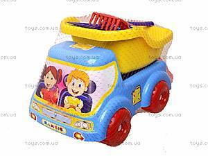 Игрушечная машина-самосвал №3, 3683, игрушки
