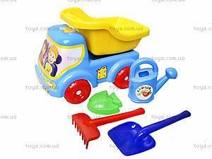 Игрушечная машина-самосвал №3, 3683, магазин игрушек