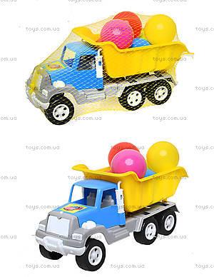 Игрушка-машина «Самосвал», с 6 шариками, 05-520-4