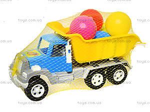 Игрушка-машина «Самосвал», с 6 шариками, 05-520-4, отзывы