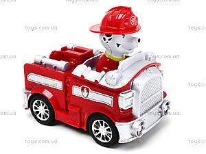 Игрушечная машинка «Щенячий патруль», XZ-348A, игрушки