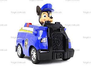 Машина игрушечная «Щенячий патруль», XZ-347A, фото