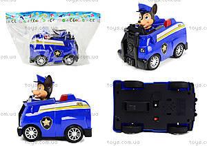 Машина игрушечная «Щенячий патруль», XZ-347A