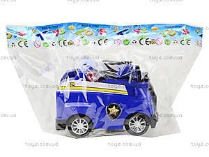 Машина игрушечная «Щенячий патруль», XZ-347A, детские игрушки