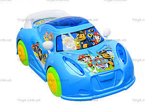 Машинка с музыкальными эффектами «Щенячий патруль», XZ-333, купить