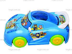 Машинка с музыкальными эффектами «Щенячий патруль», XZ-333, цена