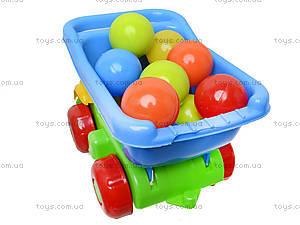 Игрушечная машина «Шмелек Б» с 12 шариками, 07-720-4, купить