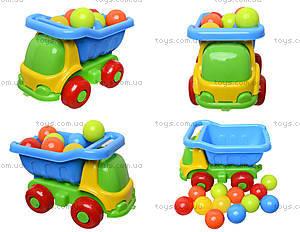 Игрушечная машина «Шмелек Б» с 12 шариками, 07-720-4