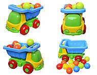 Игрушечная машина «Шмелек Б» с 12 шариками, 07-720-4, отзывы
