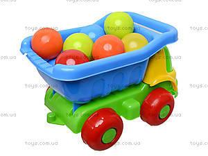 Игрушечная машина «Шмелек Б» с 12 шариками, 07-720-4, цена