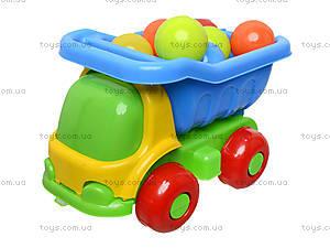 Игрушечная машина «Шмелек Б» с 12 шариками, 07-720-4, игрушки