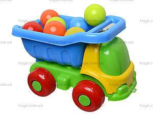 Игрушечная машина «Шмелек Б» с 12 шариками, 07-720-4, детские игрушки