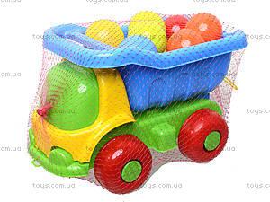 Игрушечная машина «Шмелек Б» с 12 шариками, 07-720-4, магазин игрушек