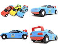 Машинка детская «Спорт», 39014