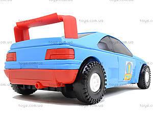 Машинка детская «Спорт», 39014, игрушки