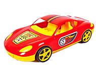 Машина спортивная детская, 07-702-1, фото